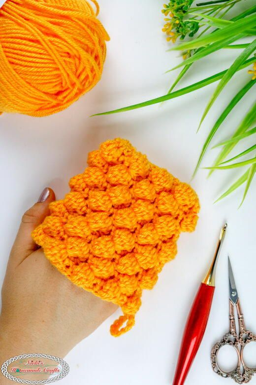 Honeycomb Washcloth Crochet Pinterest Knitted Washcloth