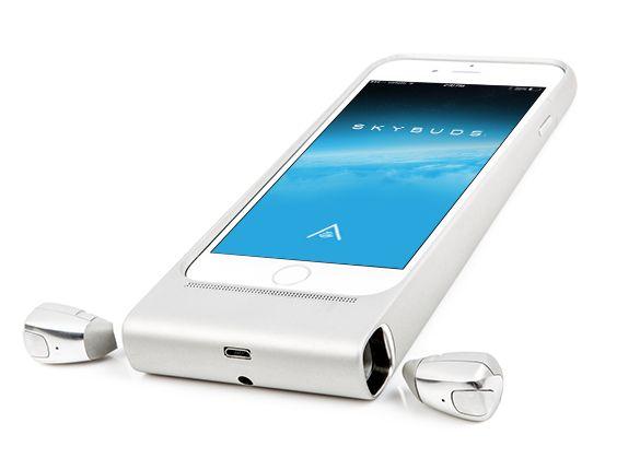 잃어버리지 않을 무선 이어폰 - 제품으로 보는 세상의 안테나, 펀테나