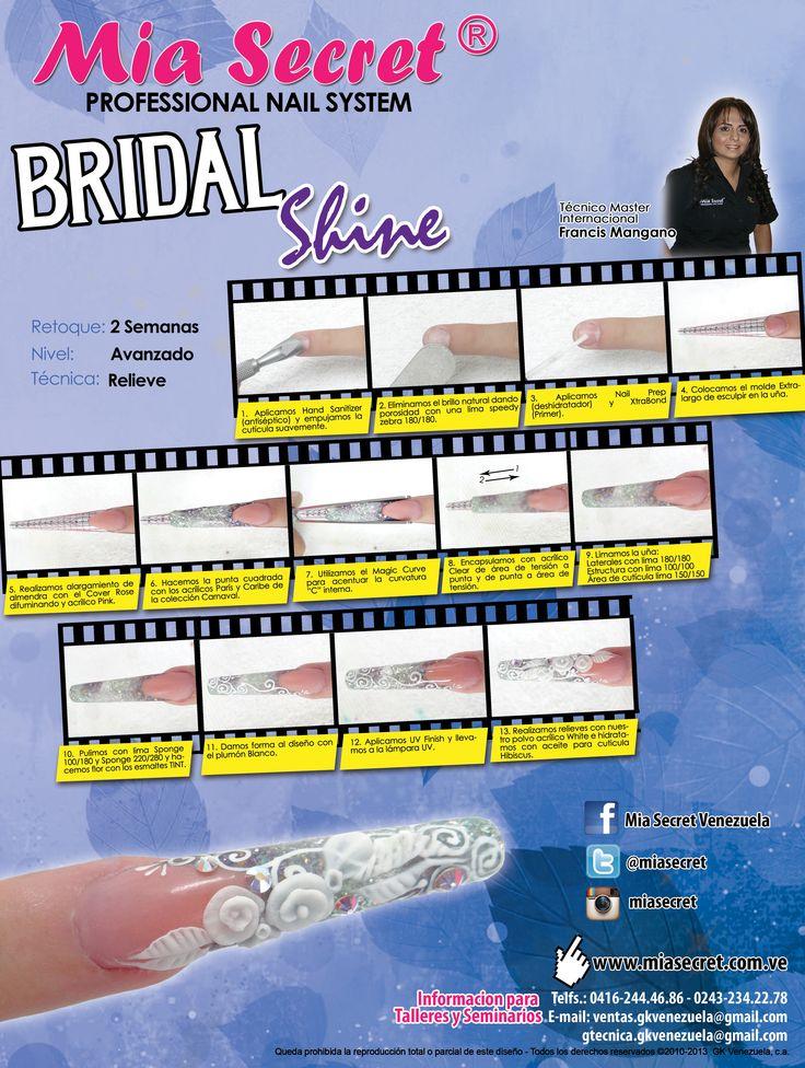 Diseño: Bridal Shine
