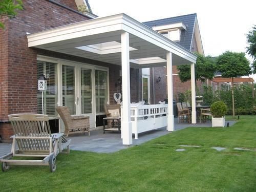 Houten veranda google zoeken veranda pinterest verandas pergolas and basement storage - Dak van pergola ...