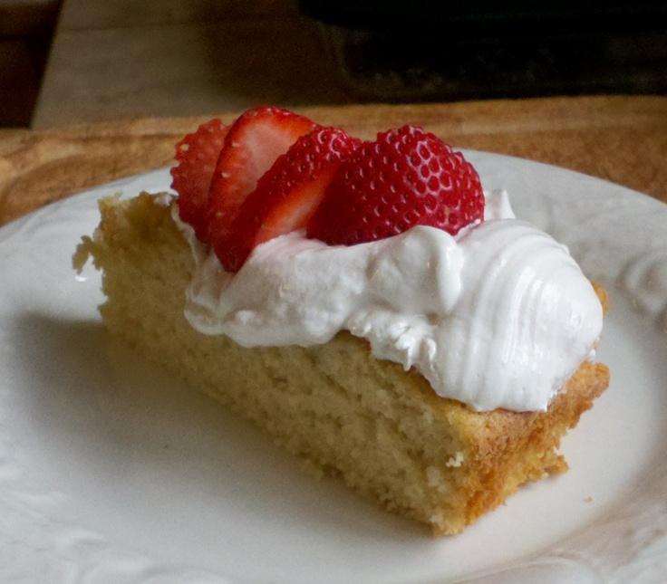 Buddys Cream Puff Cake Recipe