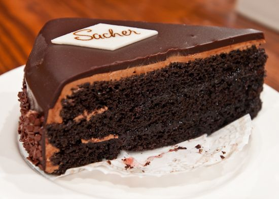 chocolate torte cake sacher torte the best in the world worth the wait out in 2911