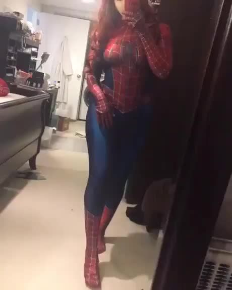 My Spider-sense is tingling - 9GAG