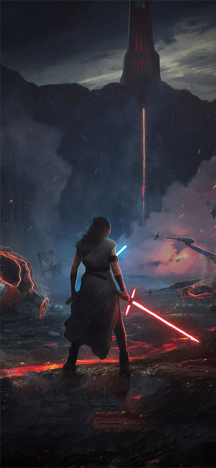 Star Wars The Rise of Skywalker HD Wallpapers