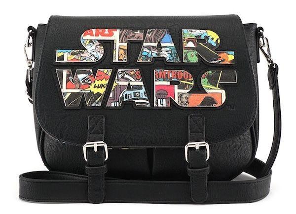 Star Wars Comic Logo Crossbody Bag
