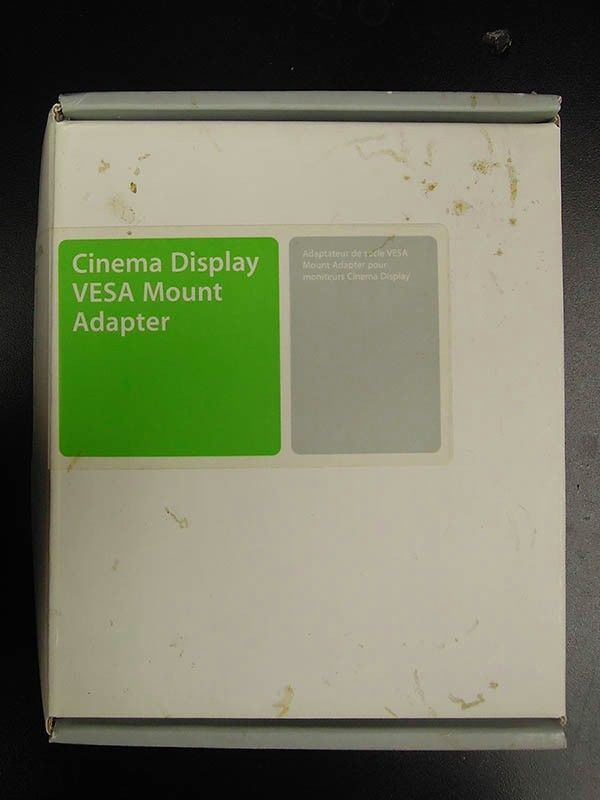 Genuine Apple Cinema Display VESA Mount Adapter (M9649G/A)