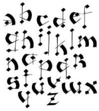 Peter Taylor (Brisbane) Typography and graphic design top. THe list of fav things w few exceptions! Just for fun.