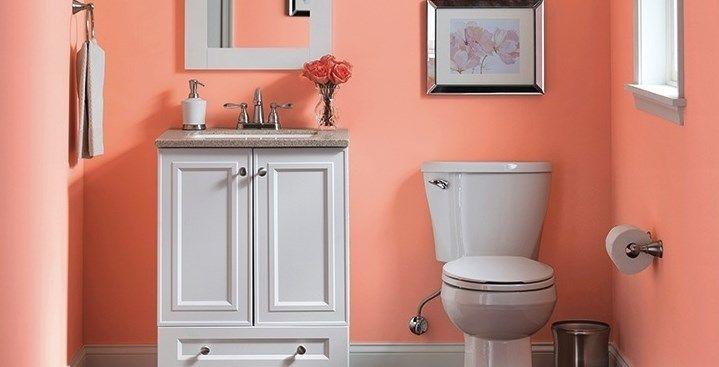Small Bathroom Decorating Ideas Pinterest: 17 Best Ideas About Small Bathroom Paint On Pinterest