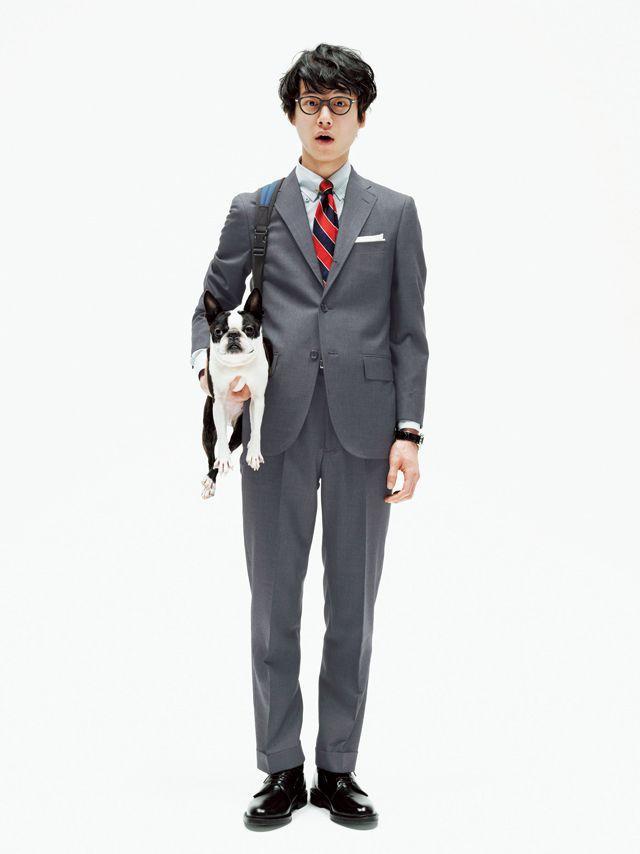 アメリカトラッドスタイル <20代メンズおすすめスーツ>