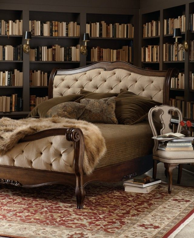 How To Make A Tufted Sleigh Bed Woodworking Projects Plans