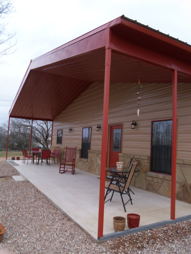 631 best pole barn homes images on pinterest metal for Steel barn homes texas