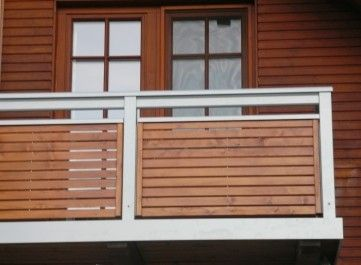 balkongel nder alu holz balkone home pinterest balkongel nder balkon und holz. Black Bedroom Furniture Sets. Home Design Ideas
