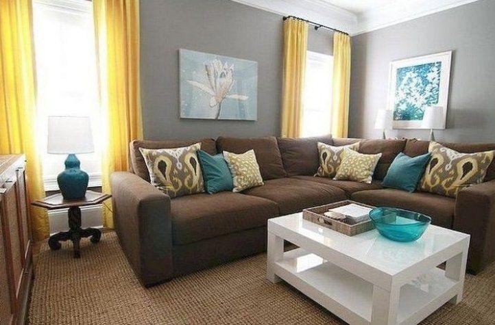 75 Comfy Apartment Living Room Decorating Ideas Page 30 Of 79 Decor Ideas Decorating In 2020 Living Room Turquoise Teal Living Room Decor Brown Living Room Decor #teal #decorating #ideas #for #living #room