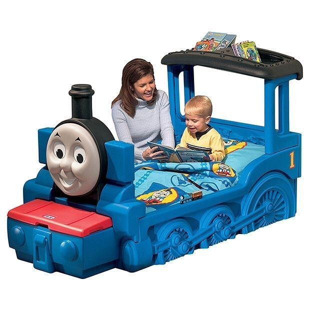 Step  Thomas The Tank Engine Toddler Bed