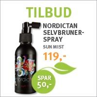 Nordictan Sun Mist Selvbrunerspray - 100 ml.