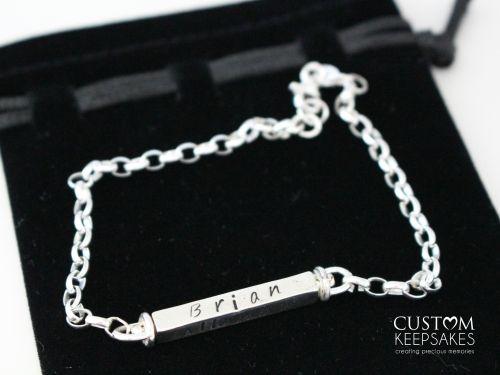 four sided bracelet