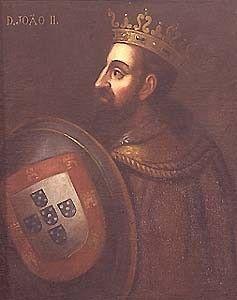 """A Monarquia Portuguesa 1481 - 1495 D. João II """"O Príncipe Perfeito"""" (3 Maio 1455 Lisboa-25 Outubro 1495 Batalha) Casou com D. Leonor de Viseu"""