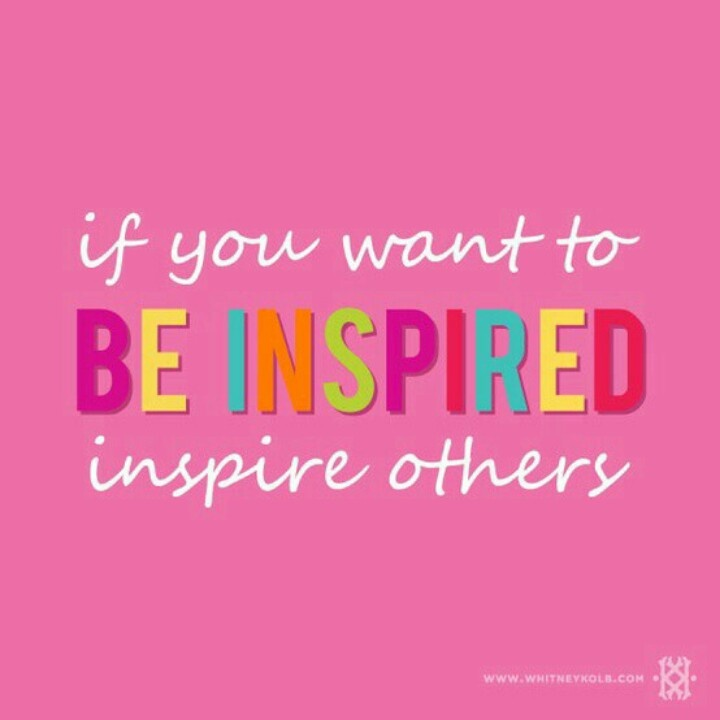 Latest Quotex Be Inspired: Inspire Others :)