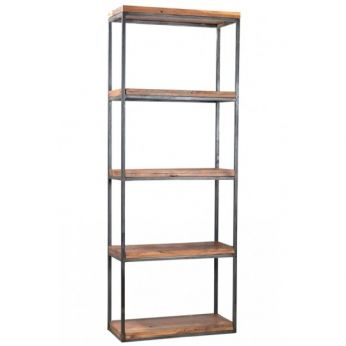 Railwood Bookcase - CDI - Available at Warehouse 74