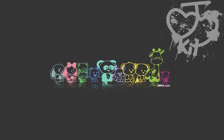 JMKit Stencil Wallpaper by JinxBunny on DeviantArt