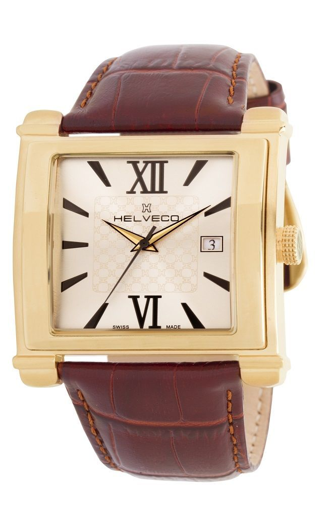 Helveco Delemont Wristwatch via Helveco Italy. Click on the image to see more!