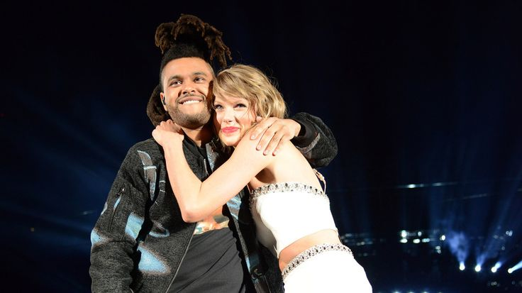 Taylor Swift was drunk and pet the Weeknd's hair when they met http://amapnow.com http://my.gear.host.com http://needava.com http://renekamstra.com