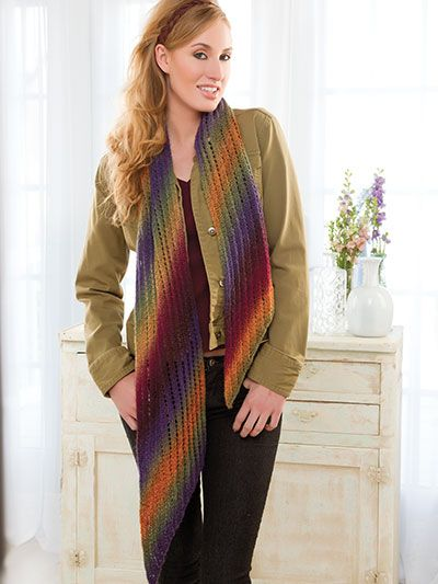 Knitting Increases At End Of Row : Best images about diagonal knitting on pinterest free