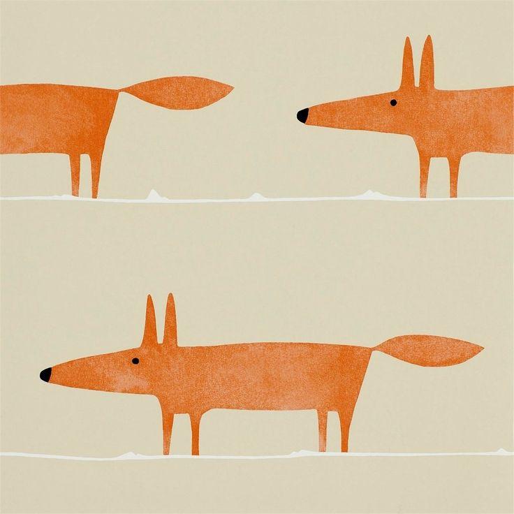 Mr Fox Ginger 110847