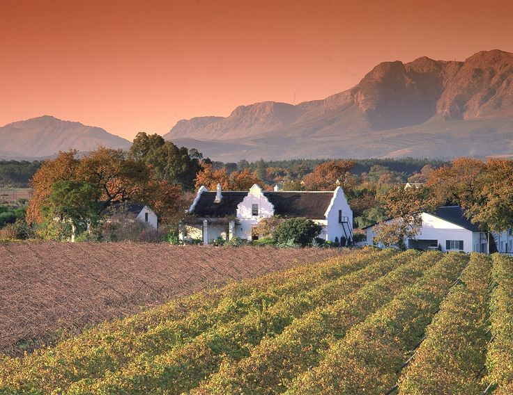 Idyllic scenery, elegant country estates & the best food & wine in South…