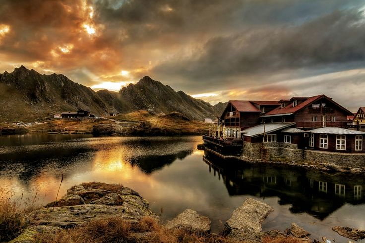 Balea Lake by Tony Goran on 500px