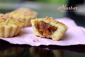 HESTI'S KITCHEN : yummy for your tummy: Nastar