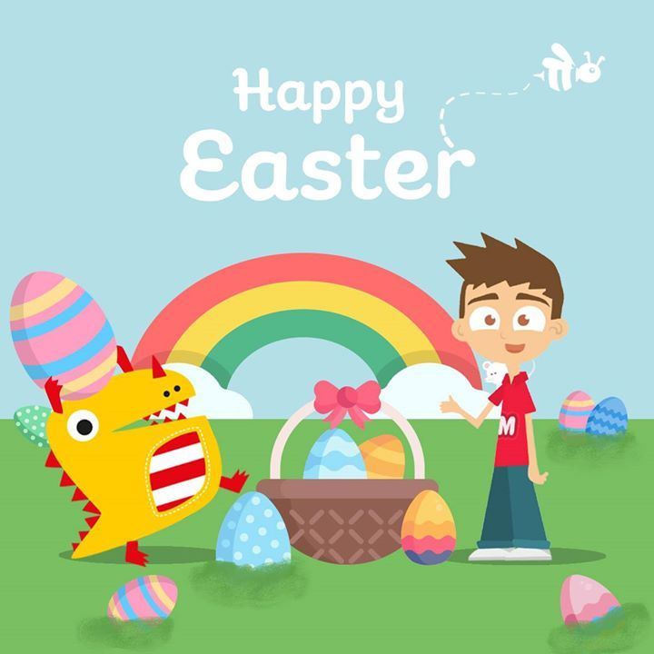 Happy Easter from us all at magikbee! Hope the Easter Bunny  has been generous!