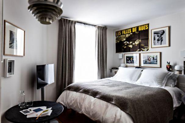 """Wohnen im Hotel – wer einmal einen Aufenthalt im Pariser Designhotel """"Le Pigalle"""" im gleichnamigen Viertel erlebt hat, zieht am besten gleich ein."""