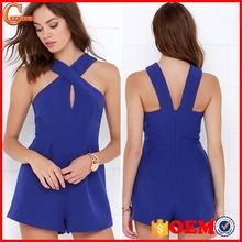 New arrival fashion off shoulder elegant romper bodycon women jumpsuit Best Buy follow this link http://shopingayo.space