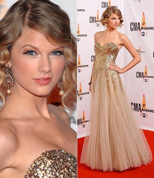 Taylor Swift, 'reina' de la música... y de la moda