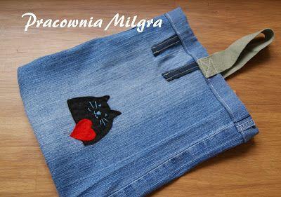 Pracownia Milgra: Stare jeansy w roli surowca i przyjęcie urodzinowe