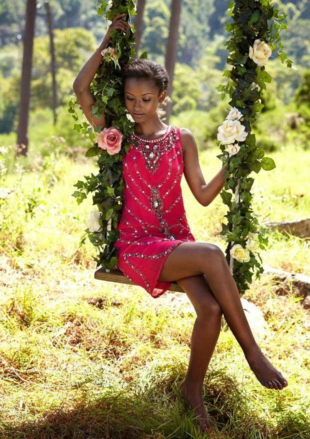 Feben Negash, top model sweden - So beautiful!!