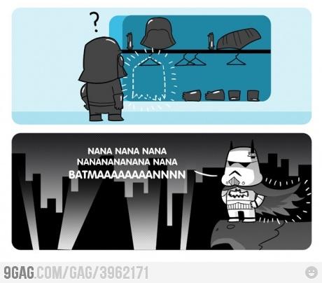Storm trooper batman
