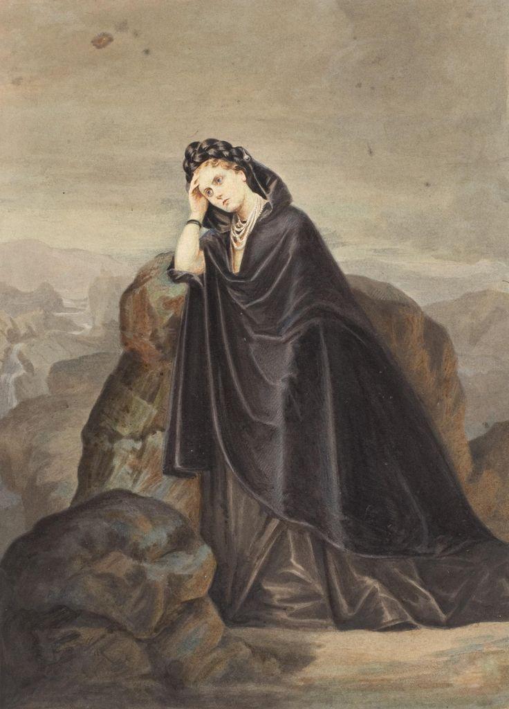 Virginie Oldoini, hraběnka Castiglionová - 2. část | Alzbeta-sisi