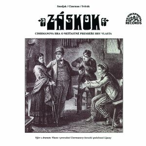 Divadlo Járy Cimrmana na CD Záskok