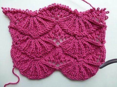 "Stricken mit eliZZZa * Strickmuster ""Pusteblume"" - YouTube"