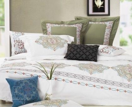 Купить постельное белье TACOMA 1,5-сп от производителя KingSilk (Китай)