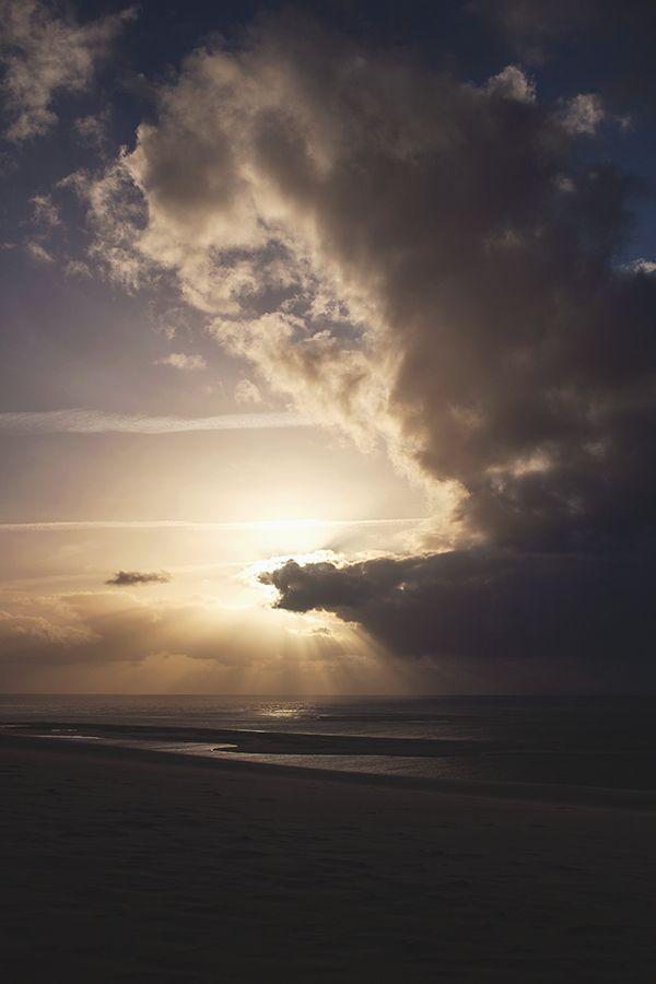 Le bassin d'arcachon, paysage, photographie, coucher de soleil                                                                                                                                                      Plus