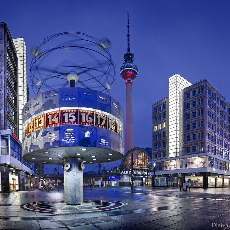 Alexanderplatz (Berlin, Germany) by Domingo Leiva on 500px