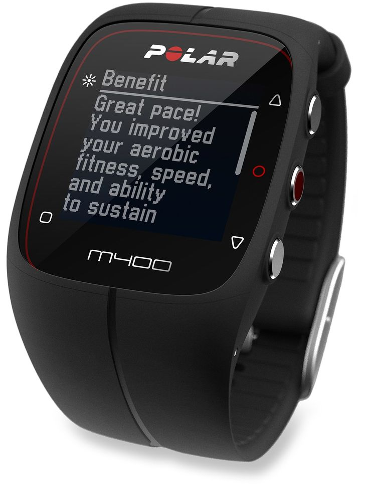 A fitness and heart rate monitor comfortable enough for usage all day long.