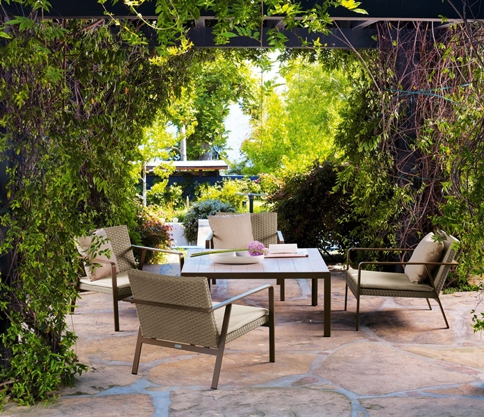 Modern Outdoor Furniture Miami Endearing Design Decoration