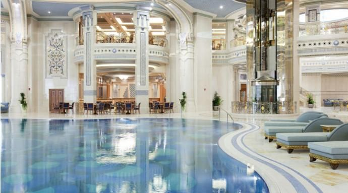 Ritz carlton riyadh oger international luxury hotels for Boutique hotel ritz
