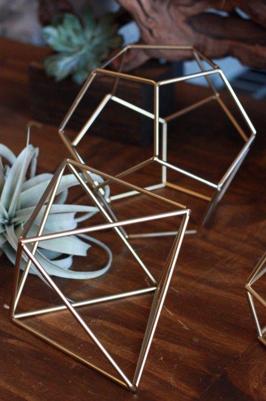 25 Best Ideas About Geometric Decor On Pinterest Modern