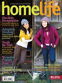 HomeLife Magazine| LifeWay Christian Lifestyle Magazine
