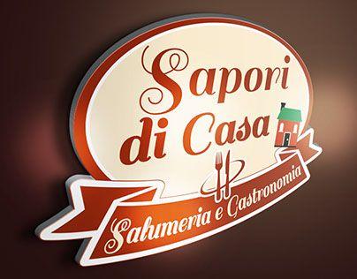 Ideazione e realizzazione di logo aziendale per il settore ristorazione